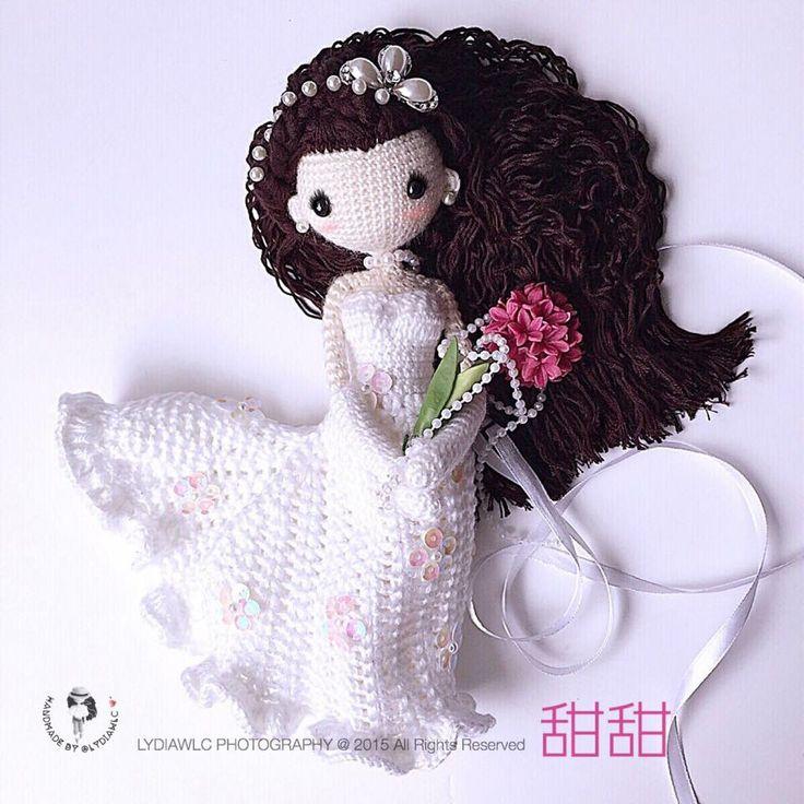 boda-novia-novios-crochet-otakulandia.es (1)