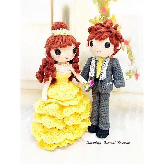 boda-novia-novios-crochet-otakulandia.es- (11)