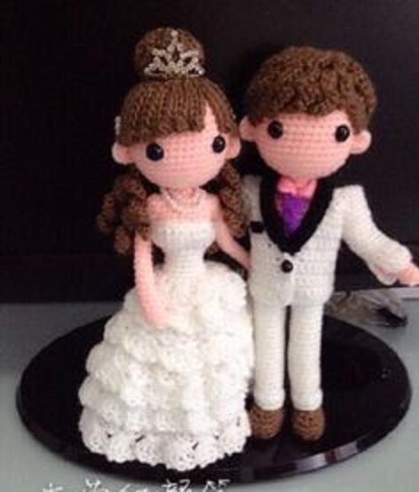 boda-novia-novios-crochet-otakulandia.es- (12)