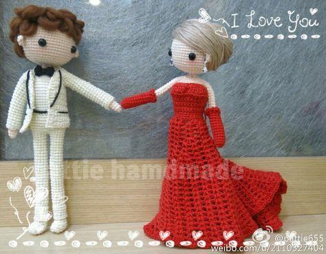 boda-novia-novios-crochet-otakulandia.es- (4)