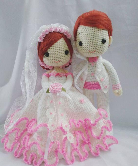 boda-novia-novios-crochet-otakulandia.es- (7)