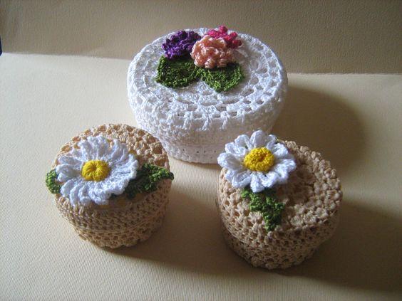 boda recuerdos-souvenirs-bolsa bombones-peladillas-crochet-otakulandia.es (25)