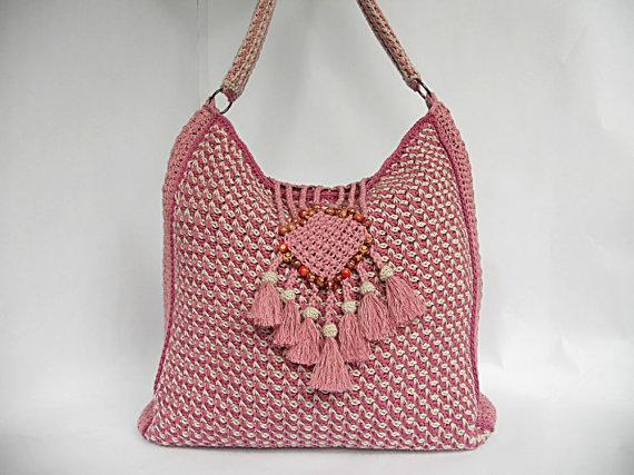 bolso bonito crochet verano-otakulandia.es (1)