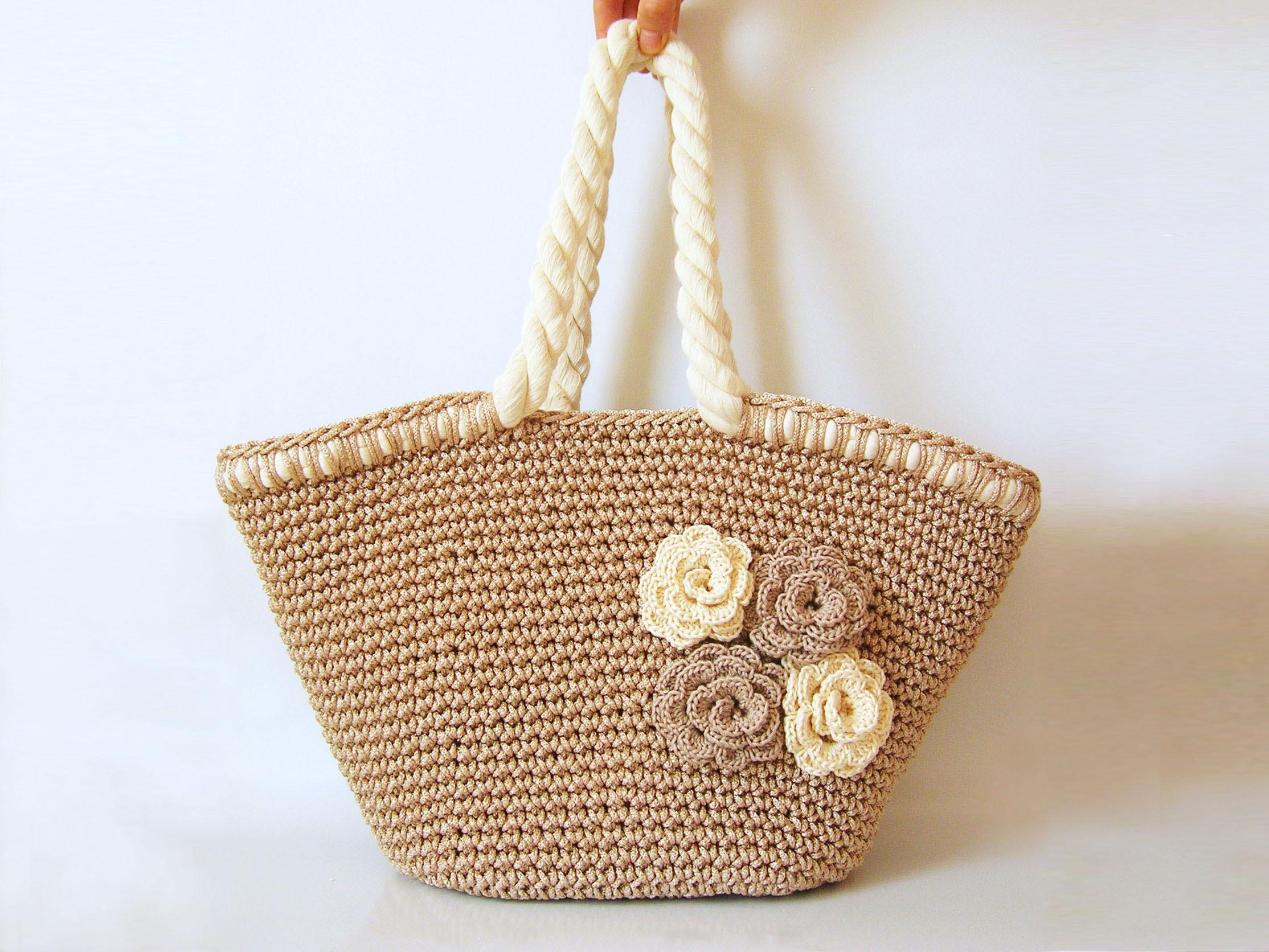 bolso bonito crochet verano-otakulandia.es (4)