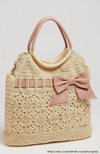 bolso bonito crochet verano-otakulandia.es (6)