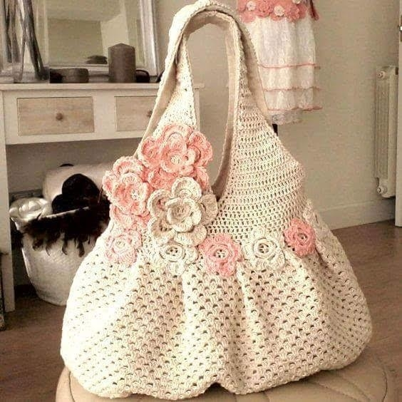 bolso bonito crochet verano-otakulandia.es (8)