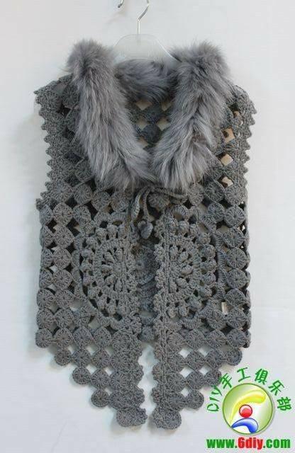 chaleco pelo crochet-patron-esquema-tutorial-otakulandia.es (4)