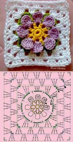 granny 3d flor-esquema-patron-otakulandia.es (1)