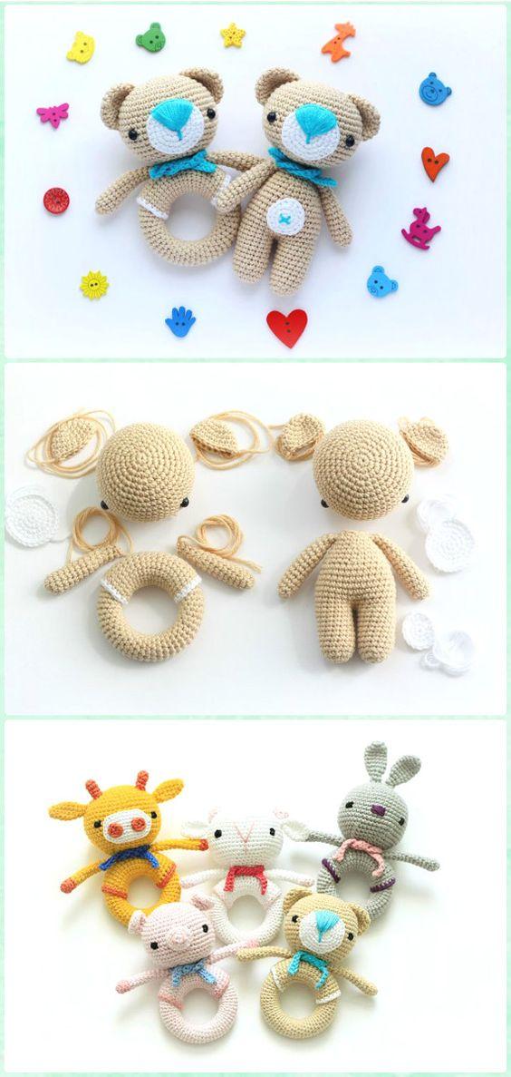 idea regalo bebe crochet-otakulandia.es