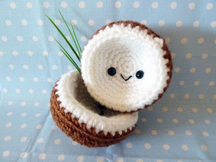 kawaii llaveros crochet-ideas-otakulandia.es. (10)