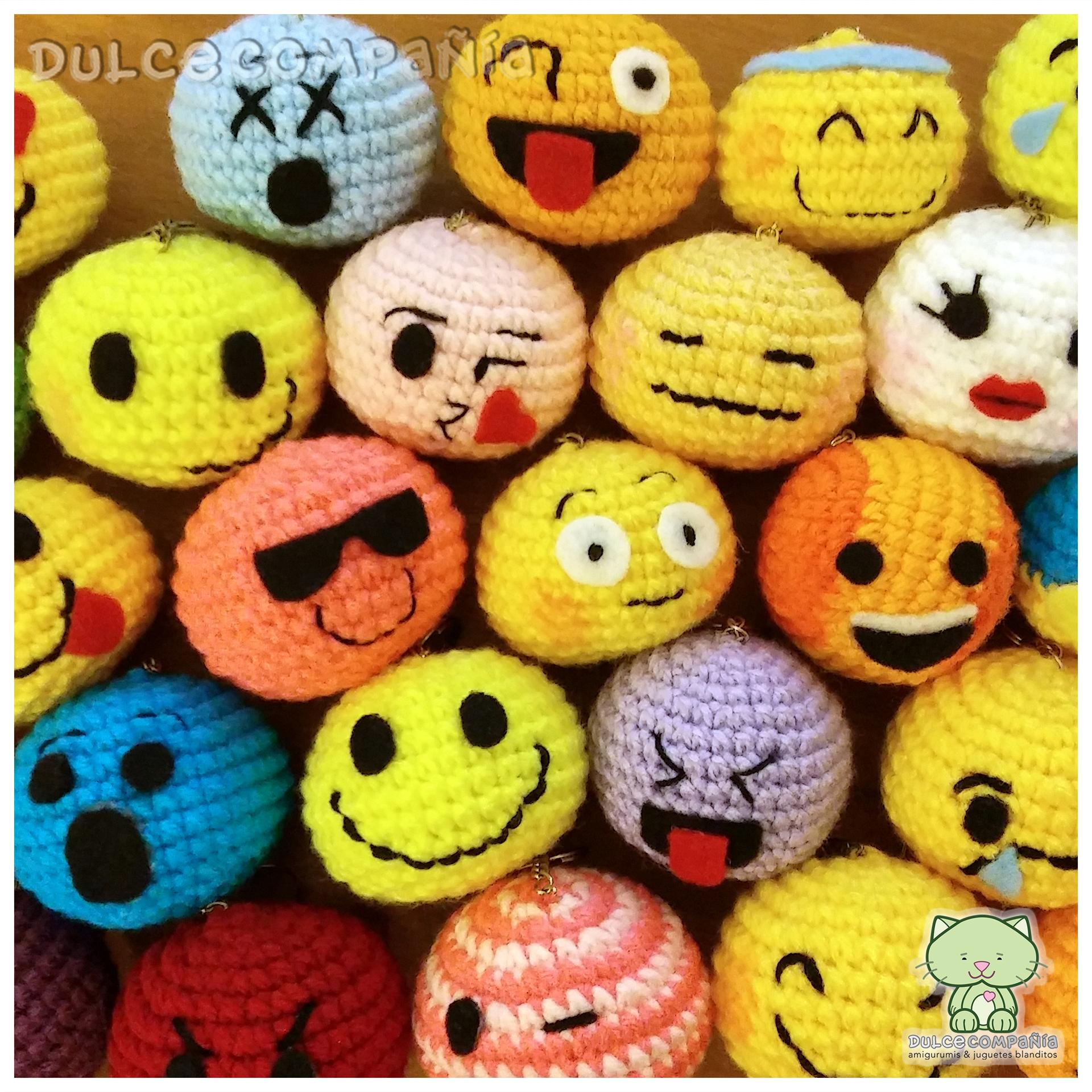 kawaii llaveros crochet-ideas-otakulandia.es. (12)