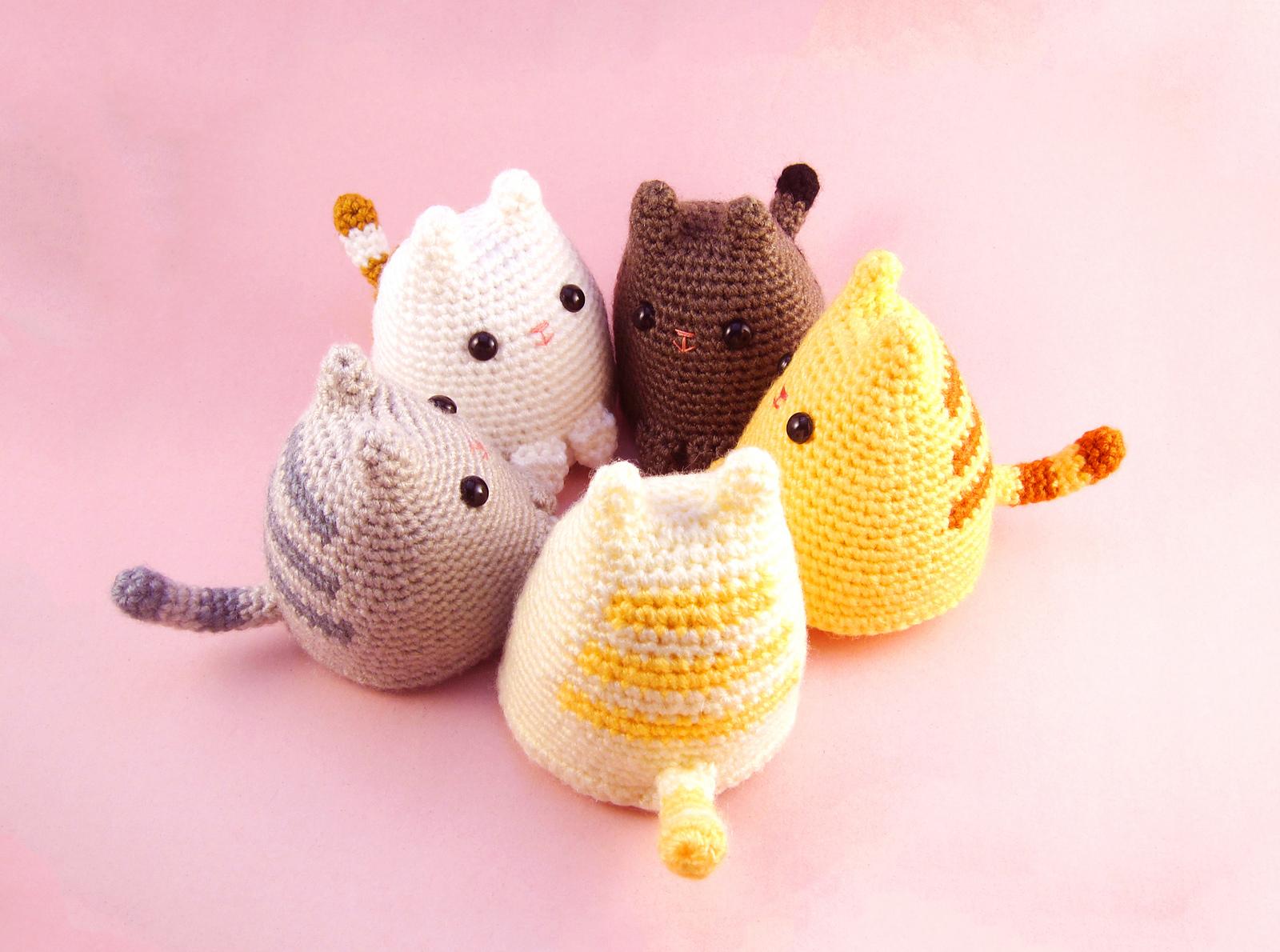 kawaii llaveros crochet-ideas-otakulandia.es. (16)