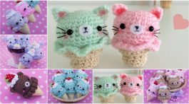 kawaii llaveros crochet-ideas-otakulandia.es. (18)