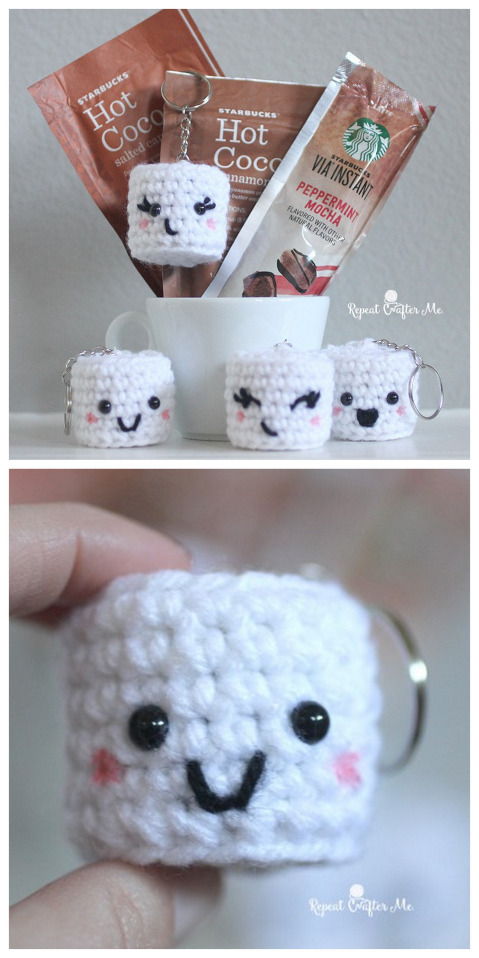 kawaii llaveros crochet-ideas-otakulandia.es. (19)