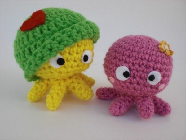 kawaii llaveros crochet-ideas-otakulandia.es. (22)
