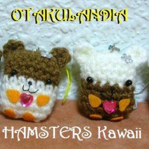 kawaii llaveros crochet-ideas-otakulandia.es. (23)
