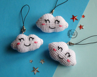 kawaii llaveros crochet-ideas-otakulandia.es. (24)