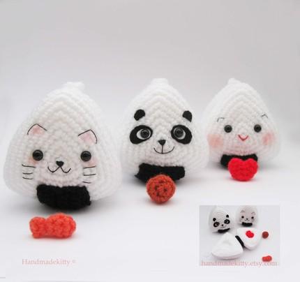 kawaii llaveros crochet-ideas-otakulandia.es. (25)
