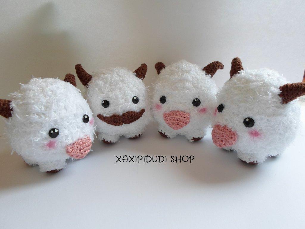 kawaii llaveros crochet-ideas-otakulandia.es.