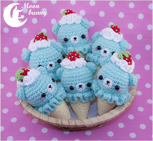 kawaii llaveros crochet-ideas-otakulandia.es. (5)