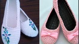 linda zapatilla crochet-otakulandia.es (1)