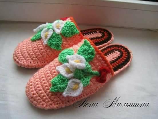 linda zapatilla crochet-otakulandia.es (15)