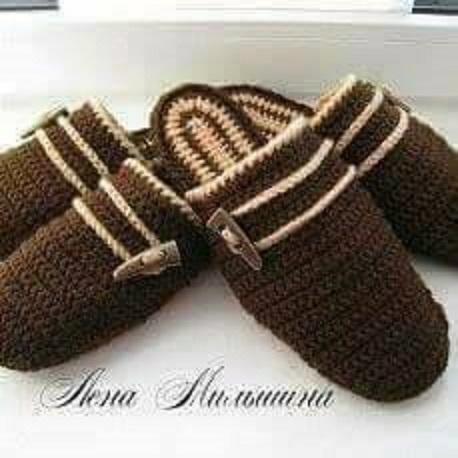linda zapatilla crochet-otakulandia.es (18)