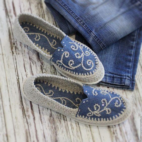 linda zapatilla crochet-otakulandia.es (2)