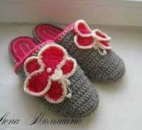 linda zapatilla crochet-otakulandia.es (20)