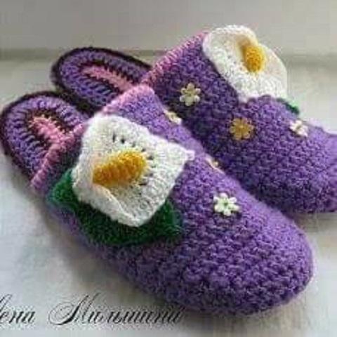 linda zapatilla crochet-otakulandia.es (22)