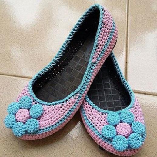 linda zapatilla crochet-otakulandia.es (25)