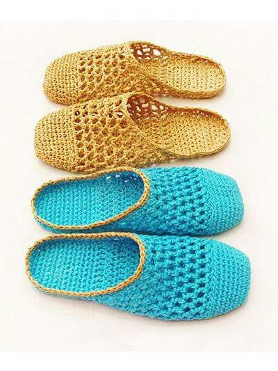 linda zapatilla crochet-otakulandia.es (3)