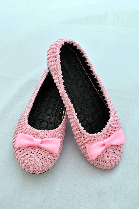 linda zapatilla crochet-otakulandia.es (31)