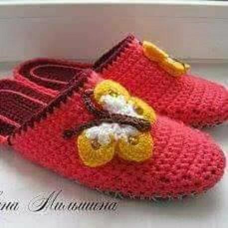 linda zapatilla crochet-otakulandia.es (6)