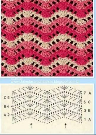 manta crochet ondulada-tutorial-esquema-patron-otakulandia.es (10)
