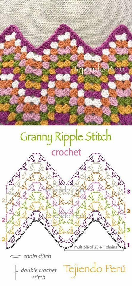 manta crochet ondulada-tutorial-esquema-patron-otakulandia.es (5)