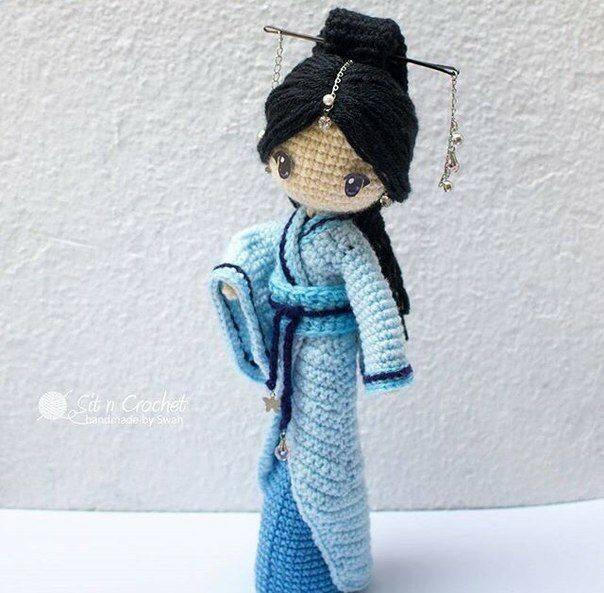 muneca oriental crochet-otakulandia.es (10)