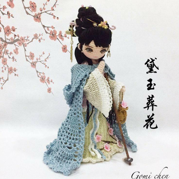 muneca oriental crochet-otakulandia.es (11)