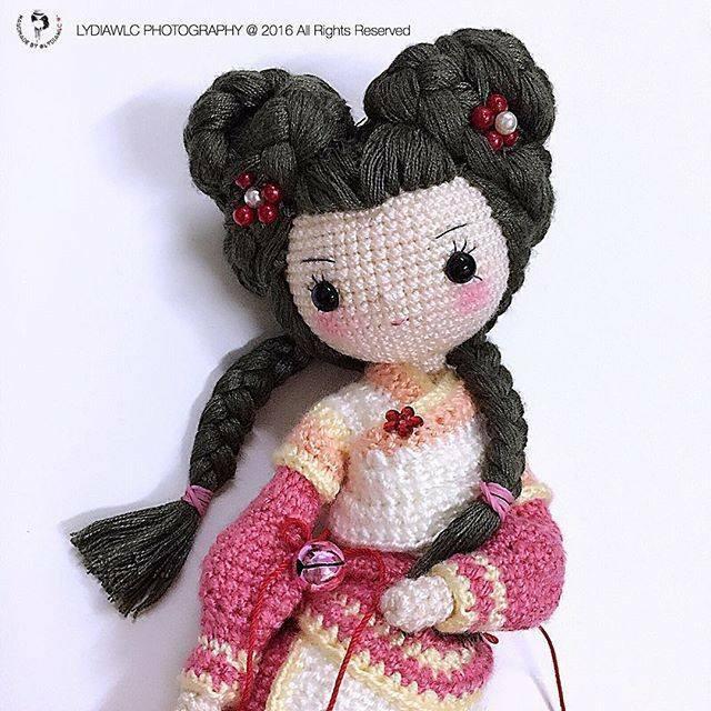 muneca oriental crochet-otakulandia.es (14)