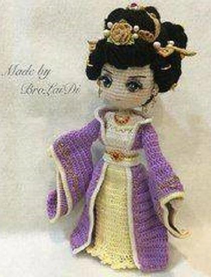 muneca oriental crochet-otakulandia.es (2)