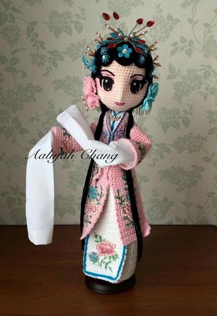 muneca oriental crochet-otakulandia.es (22)