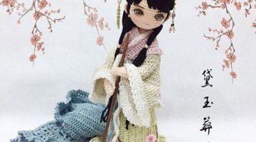 muneca oriental crochet-otakulandia.es (23)