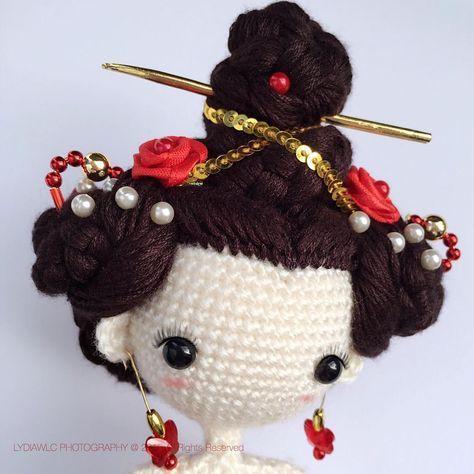 muneca oriental crochet-otakulandia.es (25)