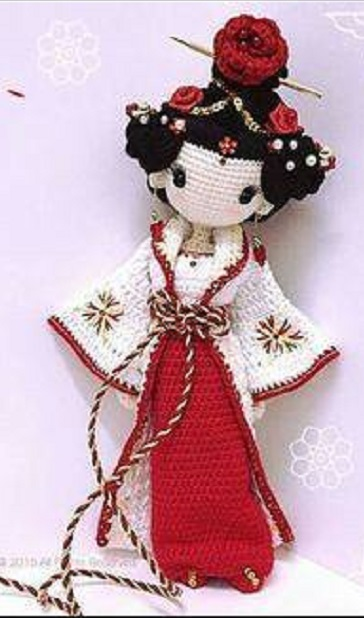 muneca oriental crochet-otakulandia.es (3)