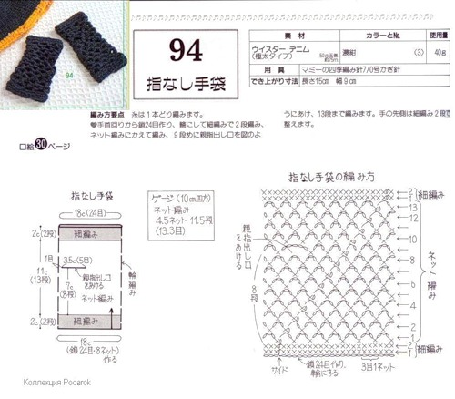 patron mitones-guantes-crochet-otakulandia.es (3)