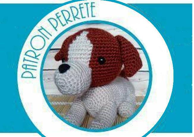 patron perrete crochet-otakulandia.es
