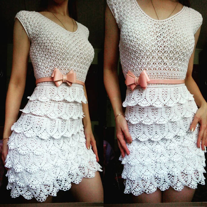 A Crochet Vestidos De Fiesta Qvrsp Patrones N0Oyvmnw8
