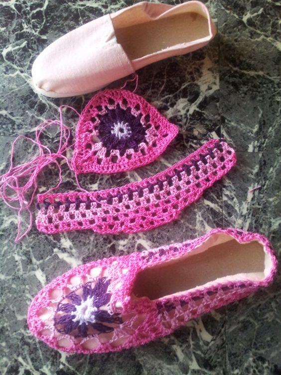 patron-zapatillas-crochet-esquema-tutorial-otakulandia.es