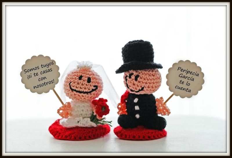 souvenir boda novios crochet-otakulandia.es (1)