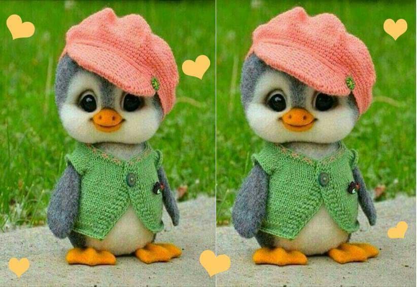 Aves y pajaritos crochet-otakulandia.es (20)